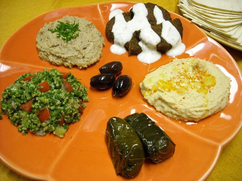 Mediterranean Delight